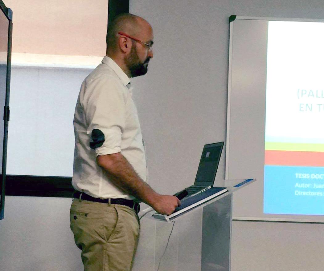 Juan Borrego tesis doctoral