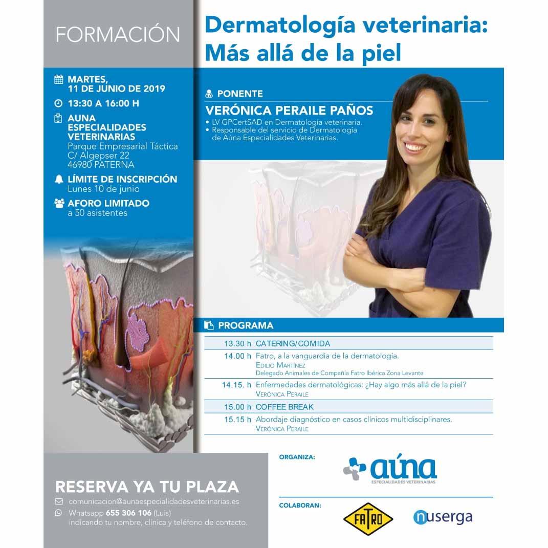 Cursos Gratuitos Formacion Veterinaria Auna Hospital Veterinario Valencia