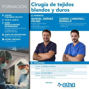 curso gratuito cirugia tejidos blandos_auna valencia